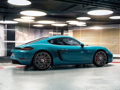 2017 Porsche 718 Cayman Page To Be Released Uncategorized